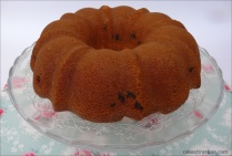 Bundt Vainilla y Chocolate 8